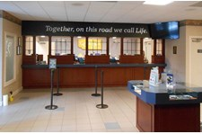 - Image360 - Fort Lauderdale Vinyl Wall Graphics for Connect Credit Union Lobby